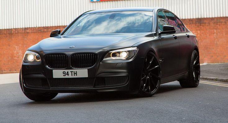 BMW Series 7 2016
