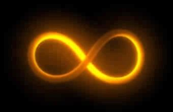 Inspiratie & realisatie:                       symbol of infinity and connecting male & female energy