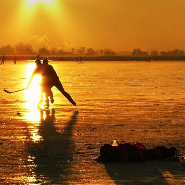 Hockey is Beautiful