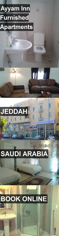 Ayyam Inn Furnished Apartments In Jeddah Saudi Arabia For More Information Photos