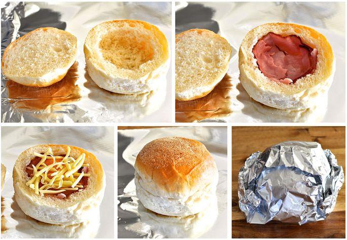 """卵、ハム、チーズ、パンといった朝食の定番メニューを使って作る簡単で美味しい""""チーズブレッドボウル""""をご存知ですか?いつもの朝食が一層楽しくなり、お弁当やピクニックにもおすすめの一品です。今回は、そのチーズブレッドボウルをアレンジレシピと一緒にご紹介します。"""