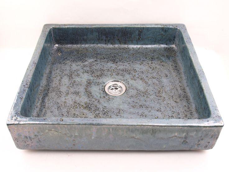 Handmade Sink, Ceramic Sink, Basin, Handmade Sink,