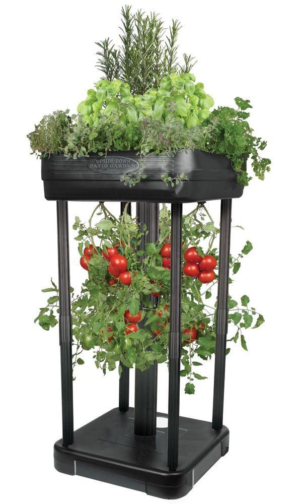 Baş Aşağı Sebze Yetiştirme | Çevreci Bahçem