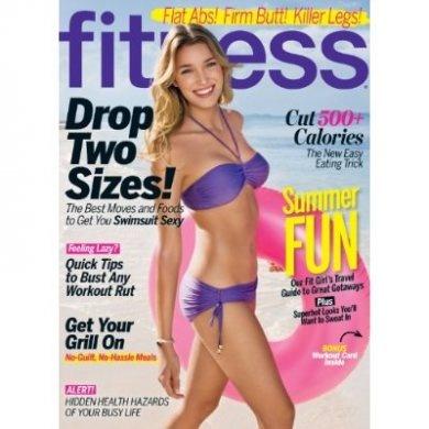 Fitness Magazine (1-year).$5