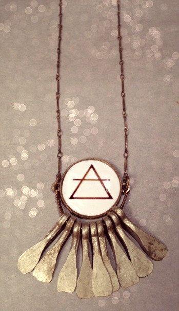 Alchemy Symbol by OddFibulae