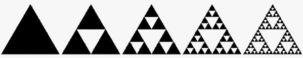 The Sierpinski Triangle