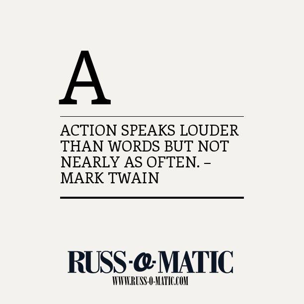 Russ-O-Matic Quote Corner #2 - http://www.russ-o-matic.com/2014/12/russ-o-matic-quote-corner-2-2/