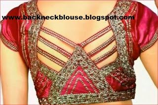 10 Best Images About Sari Blouse Fashion On Pinterest