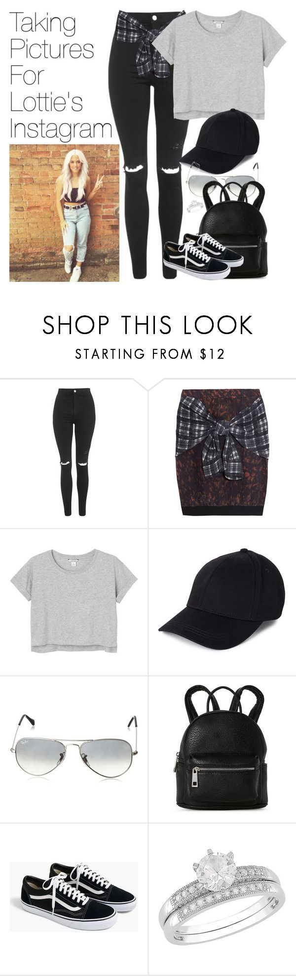 """""""Taking Pictures for Lottie's Instagram"""" by onedirectionimagineoutfits99 ❤ liked on Polyvore featuring Topshop, 3.1 Phillip Lim, Monki, Ray-Ban, Street Level and J.Crew"""