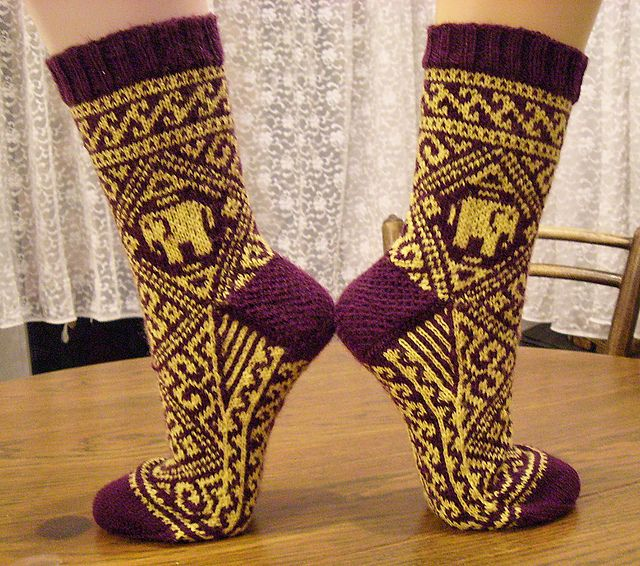 Ravelry: Water for the elephants pattern by Rose Hiver