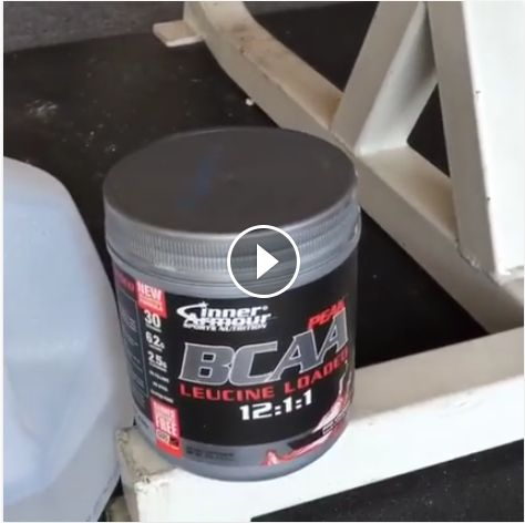 Boost your muscle #recovery and #strength with @InnerArmour's #BCAA Peak! http://fb.me/8b6iWhl3O