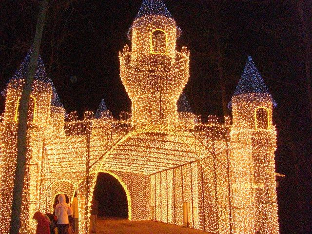 Lights of the South, Grovetown, Ga | To Do: Weird things in ...
