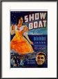 Showboat with Kathryn Grayson, Ava Gardner and Howard Keel.  Sadly romantic.