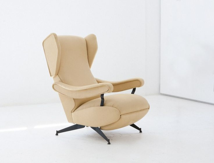 Oscar Reclining Armchair by Nello Pini, 1960 - Nello Pini -