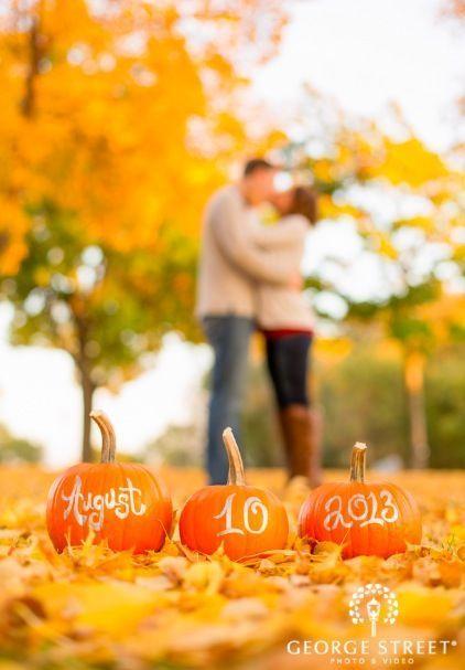 かぼちゃも使って秋満開♡ 紅葉の時期のウェディングのアイデア。結婚式/ブライダルの参考にどうぞ☆