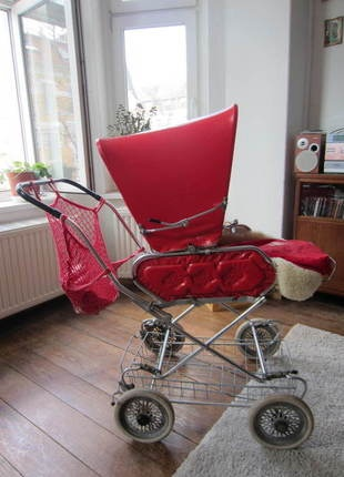 www.mamikreisel.de - Zekiwa Sportwagen Buggy DDR Retro Vintage - #Mamikreisel