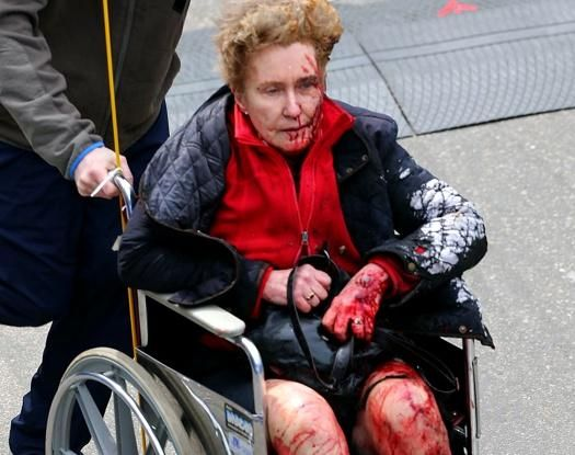Remember the Boston Marathon 2013.  They can't forget.