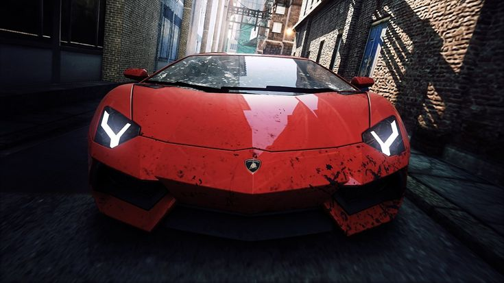 Need for Speed Most Wanted 2012 PC Game Screenshots