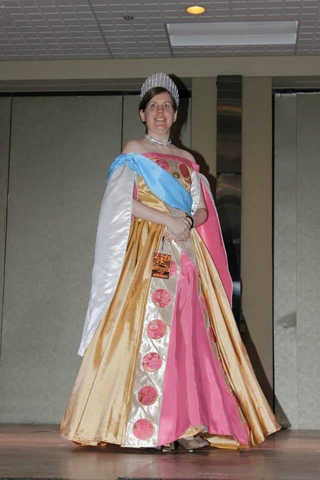 Anastasia Romanova - Grand Dutchess at Ai Kon .... Made by: Seifer-sama
