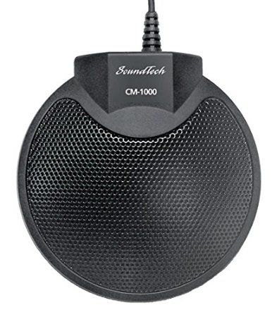 VEC CM-1000 Omni-Directional Stereo Conference Microphone 3.5mm CM1000