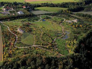 Forstbotanischer Garten in Tharandt, Sachsen