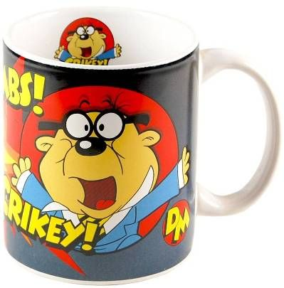 Danger Mouse Mugs by Lucky Roo