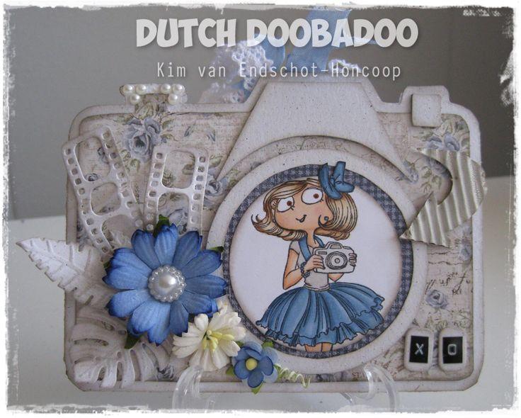 Dutch Card Art Camera door Kim van Endschot