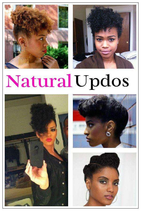Hair Natural Black Hair Styles Natural Black Hair Styles2 Pink
