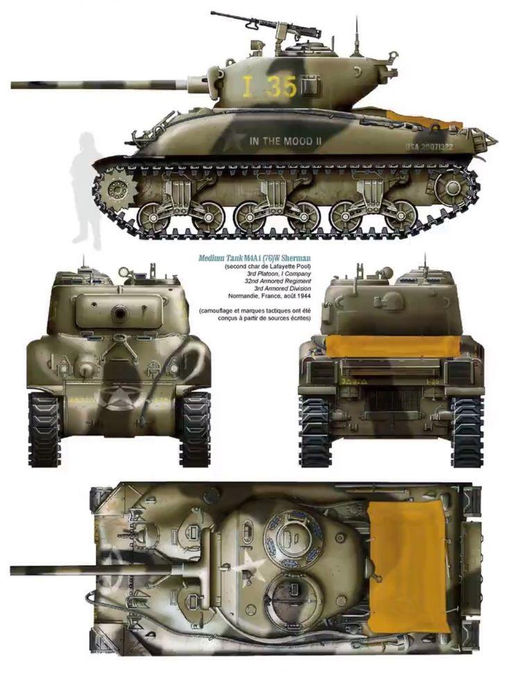 М4А1 76(w)