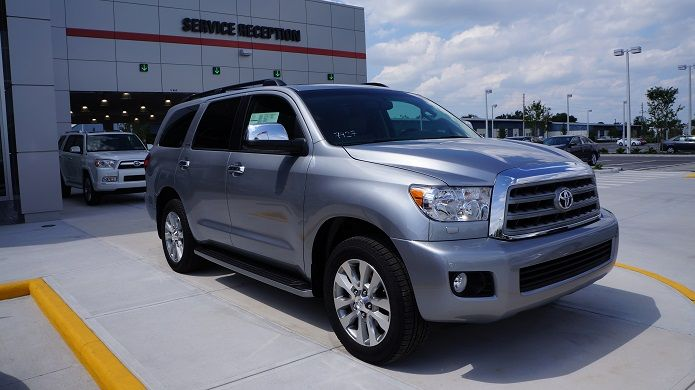 The 2014 Toyota Sequioa is has flair and functionality! Find out what specific features make this a best-seller!  http://blog.toyotaofnorthcharlotte.com/2014/toyota-sequoia-near-charlotte-multifaceted/
