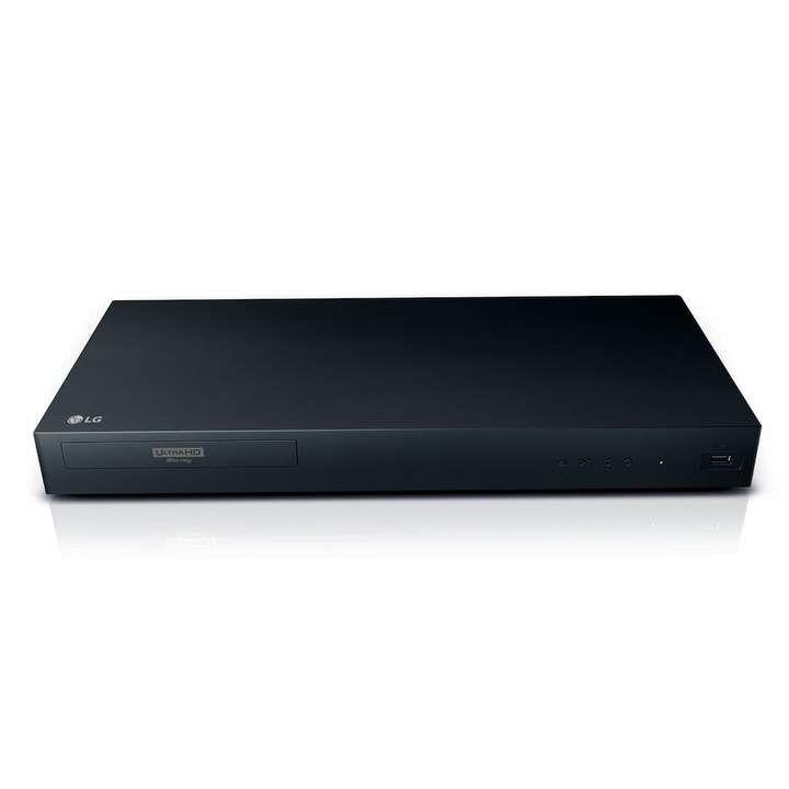 Lg Lg 4k Ultra Hd Blu Ray Player 2020