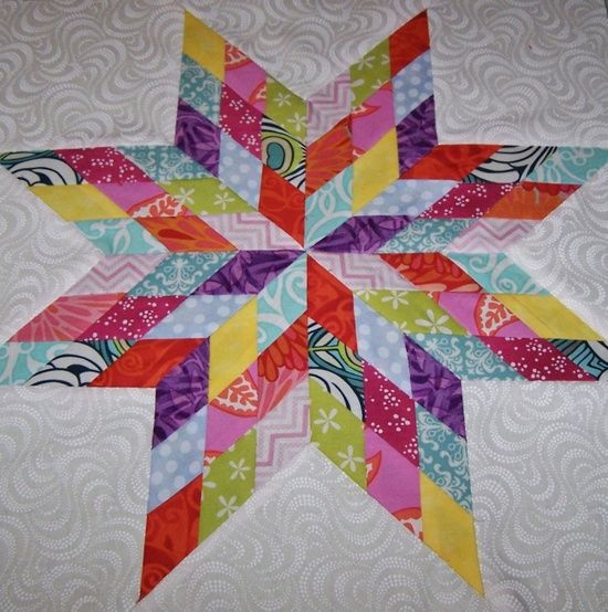 Lone Star Quilt Pattern Free Printable Quilting Lone