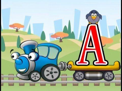 Bob The Train Alphabet Adventure Abc Song Abcd Song Bob ...