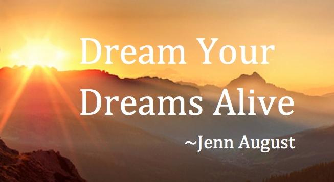 Jenn August Quote  www.BusinessSuccessInspirations.com