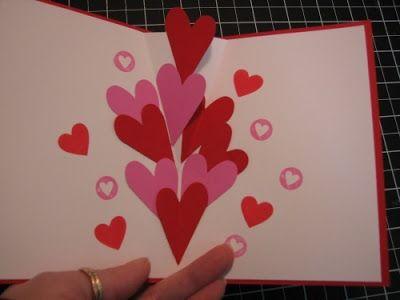 17 best images about tarjetas para hacer on pinterest - Como hacer un libro hueco ...