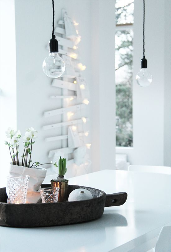 , Minimalist Christmas, Interiors Design, White Christmas, Nordic ... Nordic Christmas Decor ideas - diychristmasdecorations.com