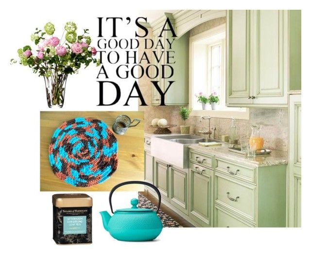 Everything you need for tea by olga-ananina on Polyvore featuring interior, interiors, interior design, дом, home decor, interior decorating and LSA International