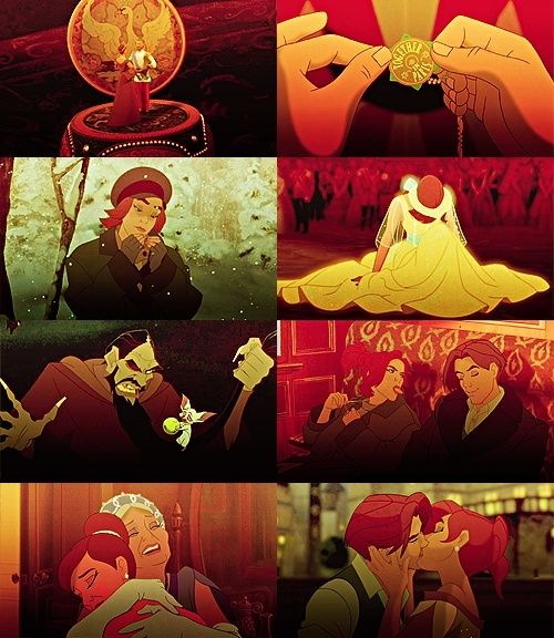 I have always been fascinated by the real story behind this animated movie.  Love the movie, too.
