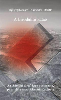 Izolde Johannsen – Michael T. Marble: A birodalmi kalóz – Kildara.hu
