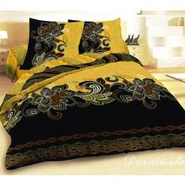 Lenjerie de pat din bumbac satinat Cottonissima Queen negru 2 persoane. Detalii aici: http://www.asternuturisiprosoape.ro/lenjerie-de-pat-din-bumbac-satinat-cottonissima-queen-negru-2-persoane.html