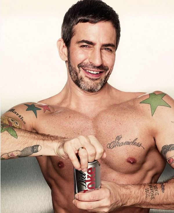 Marc Jacobs Gives A Rundown Of His Tattoos | Lovelyish