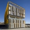 Radio Nacional de Espana's New Headquarters Features a Smart Facade That Cuts Emissions by 50% Radio Nacional de Espana Headquarters – Inhabitat - Sustainable Design Innovation, Eco Architecture, Green Building