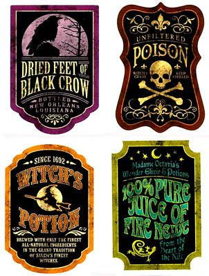 I ♥ Creatively Designed Alcoholic Beverage Labels
