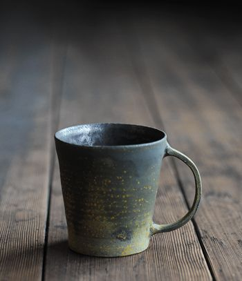Takeshi Omura  Know my morning coffee would taste even better if was drinking from this beauty.