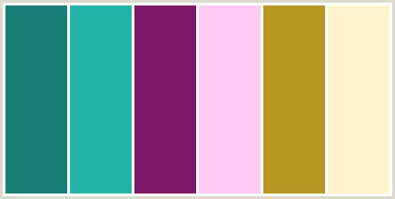 ColorCombo248 | Another winning combination with teal green. The mustardy gold is green leaning, but the paler yellow is not. | #newyearstylechallenge
