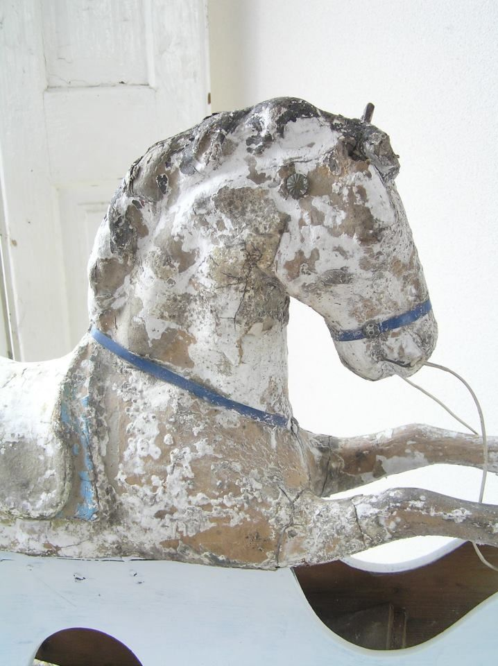 Christmas. old wooden horses | vintage wooden horse | EARLY WOODEN HORSES
