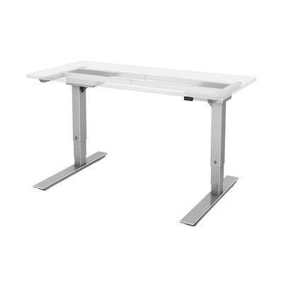 "ESI Ergonomic Solutions Victory Electric Standing Desk Size: 50"" H x 47"" W x 30.5"" D"