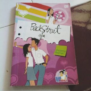 SYIREN BOOKS: TEENLIT : BACKSTREET AJA by GISANTIA BESTARI