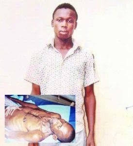 When Pastor Simeon Obelue called his 21-year-old son Chidubem Obelue and advised him to renounce his membership of a cult group little did he know that it would lead to his untimely death. The 59-year-old cleric was until his tragic death the parish pastor of Christ Holy Church a.k.a Odozi Obodo in Iwolla-oghi town Ezeagu Local Government Area Enugu State.Like every good father Simeon had advised his son to renounce his membership of a cult group.    Chidubem did not take kindly to the…