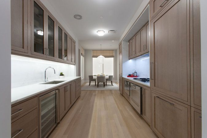 10 best kitchen remodel for the new year images on pinterest architecture interior design - Closed kitchen design ...